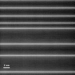 HAADF STEM of In2-xGxO3(ZnO)n [IGZO] Polytypoid Nanowire