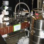 Microscopy cryostat (BG7)