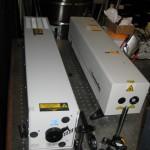He-Cd CW laser (BG7)