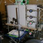 Micro gas chromatograph (B70)