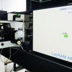 Scanning Raman confocal system